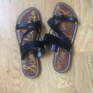 Sam Edelman sandals, worn one time size 9